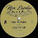 "New Exodus - Eu Benjammin - Aba Ariginal - Peetah Sunday Serve The People - Horns Driver X Reggae Hit 12"" rv-12p-03119"