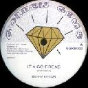 "Golden Gems - Eu Barry Brown - King Jammys it A Go Dread - it A Go Dread Dub - Version X Oldies Classic 12"" rv-12p-03124"