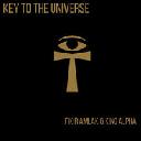 Akashic - Us Fikir Amlak - King Alpha Key To The Universe X Uk Dub Album CD rv-cd-00213