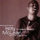 Peckings - Uk Bitty Mclean - Supersonics On Bond Street Kgn Ja X Artist Album LP rv-lp-01752